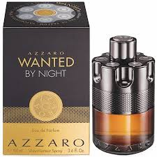best website fc3ef 9584f Azzaro Wanted By Night EDP